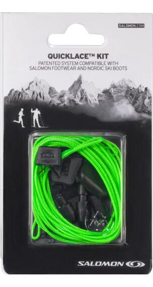 Salomon Quicklace , vihreä